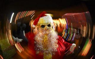 圣诞的暗黑起源