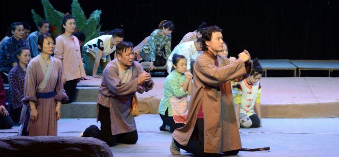 《淮河新娘》:话剧民族化道路的探索