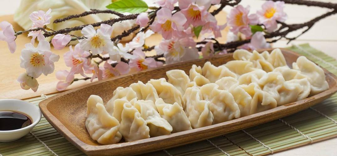 看故事 吃饺子!!!