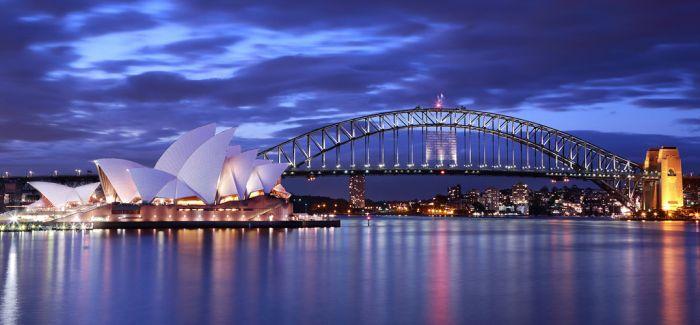 1月 去悉尼过个艺术之夏