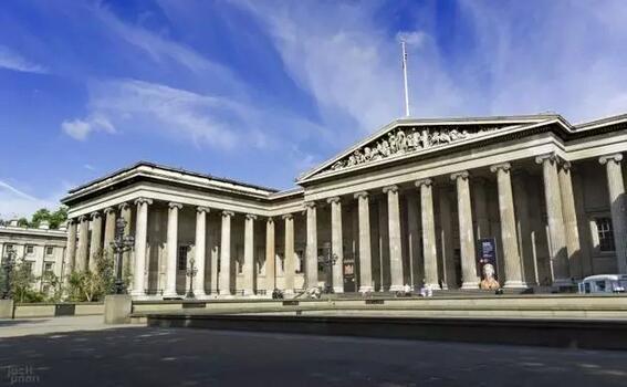 十座著名美术馆和它们的镇馆之宝图片