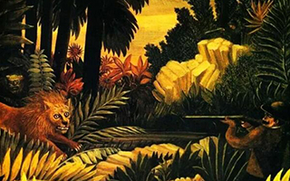 亨利·卢梭:坚韧而有尊严地生活在艺术梦想和追求中