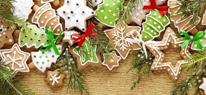 圣诞特色美食!世界那么大 总有一款适合你