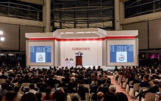 佳士得2017 为亚洲藏家成交额表现突出的一年