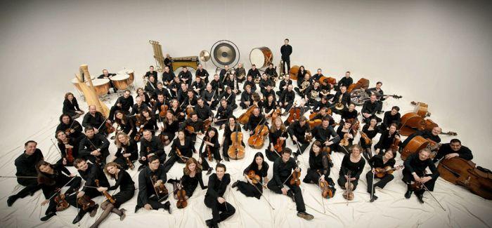 奏响新年 维也纳乐团上演《中国嬉游曲》