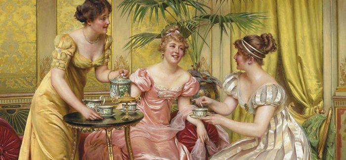 英国人的矮茶文化