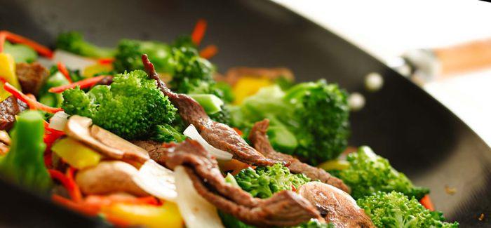 中式美食飘香海外