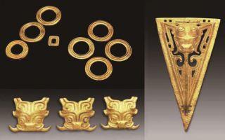 从黄金艺术看中西文化交流