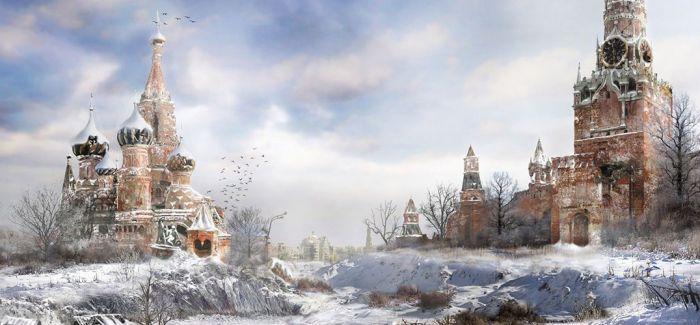 童话般的冬天