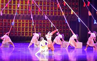 舞剧《唐卡》:颂扬青海人民的纯真情感