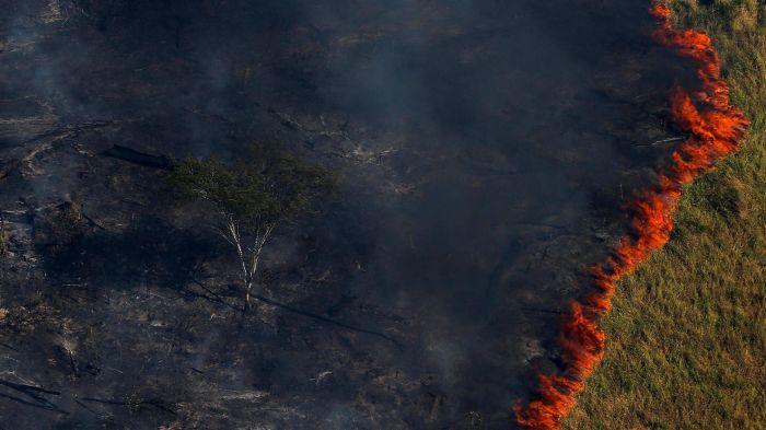 hillfire