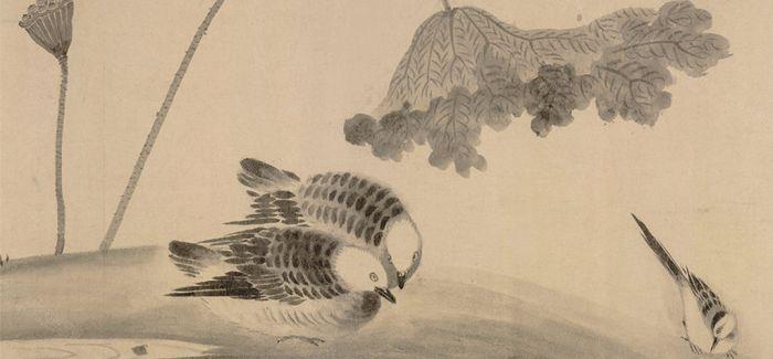 影响日本艺术千年的中国和尚