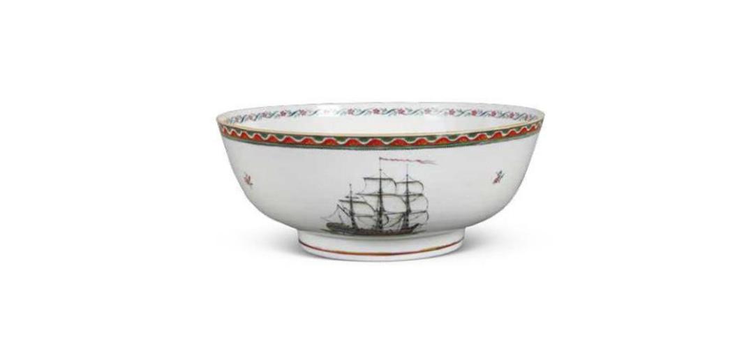 18世纪施釉陶器首次亮相纽约陶瓷玻璃艺术品展