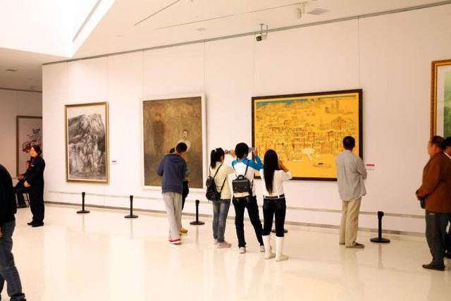 """破解艺术品消费困局 让""""共享艺术""""成为行业新趋势"""