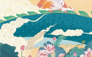 """""""中华创世神话——互联网艺术大展""""于申城隆重揭幕"""