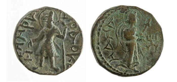 贵霜王朝特展开幕 揭古代中欧交流繁荣