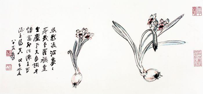 溥儒的文人画