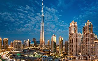 迪拜:因想象力而改变