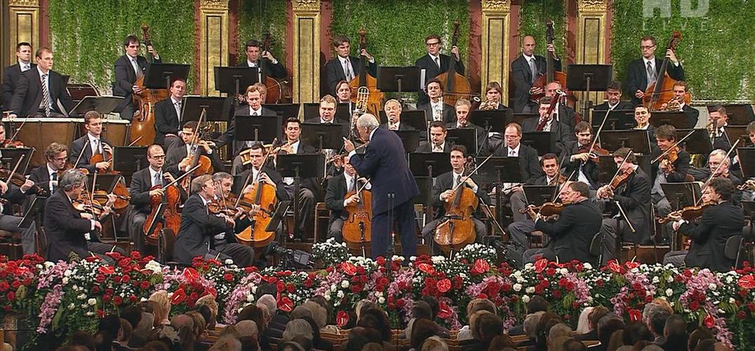 施特劳斯与维也纳新年音乐会的情缘