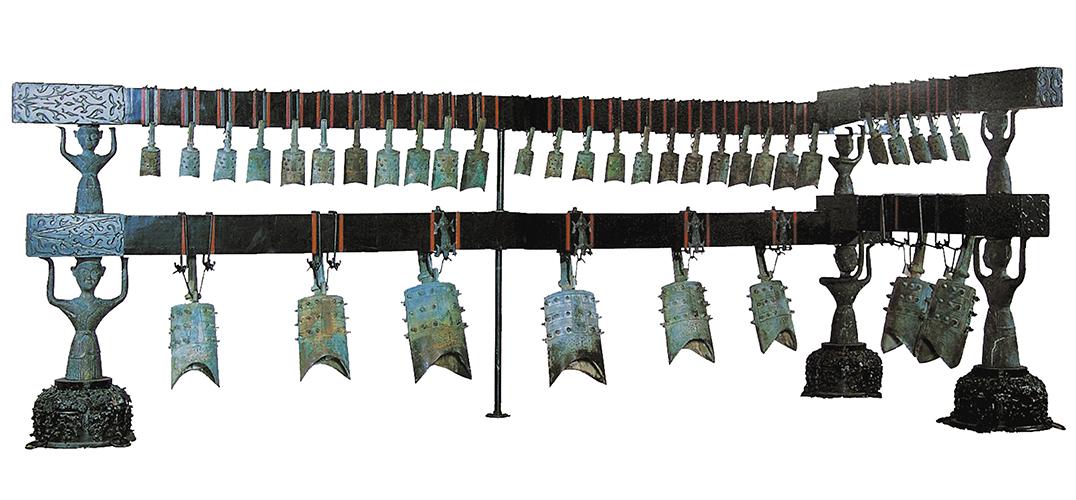 杜虎兵符 吴王铜矛 :霸气十足的春秋战国