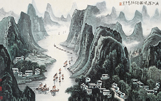 刘尚勇:书画市场向上发展趋势未变