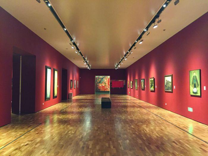 龙美术馆 中国内地迄今最具规模和收藏实力的私立美术馆