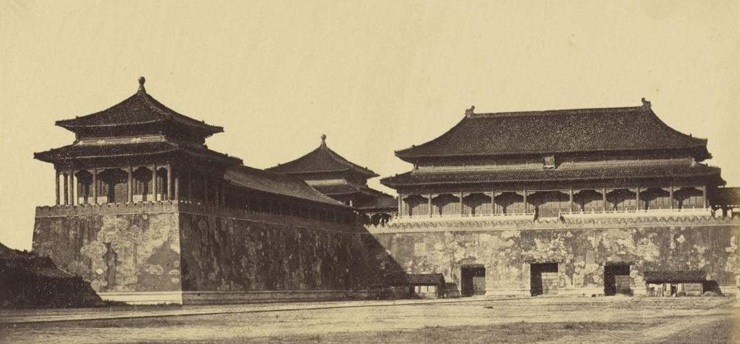 老北京最初的样貌