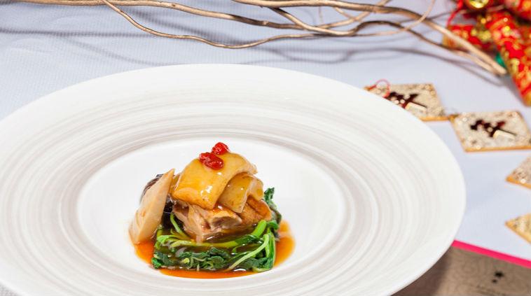 新加坡嘉佩乐酒店呈献春节团圆飨宴