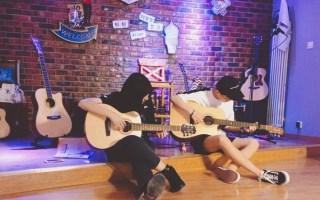 老北木吉他教室|一堂课Get一辈子的撩妹技能