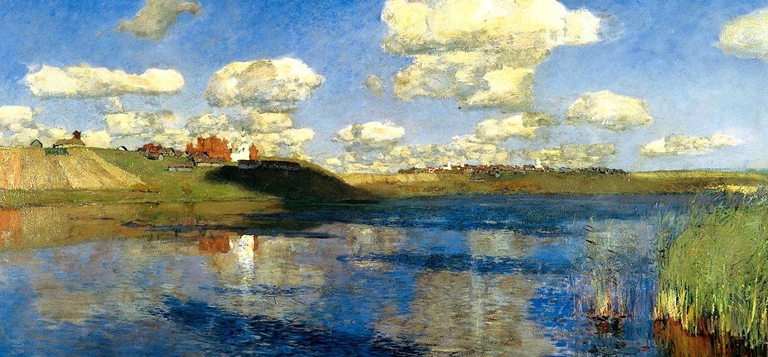 凄美画面 一位俄国画家的友情和爱情