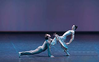 十大舞团联手演绎《中国芭蕾力量》
