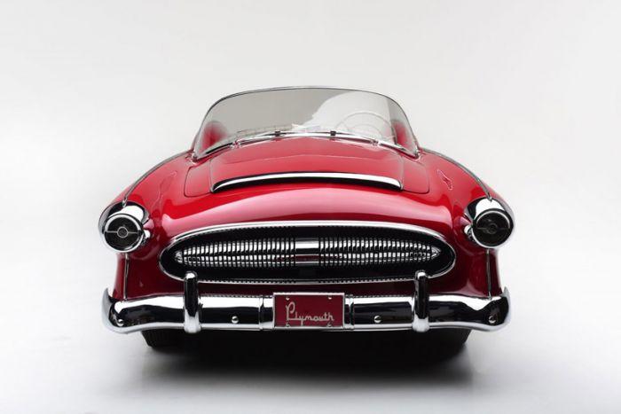 50年代孤品复古概念车将在亚利桑那州拍卖