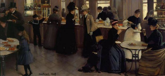 19世纪晚期巴黎的日常生活……