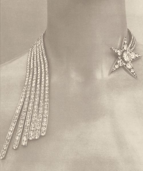 香奈儿高级珠宝 让最美的东西得以传世