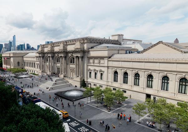 非纽约人得付25美元!大都会博物馆想干嘛