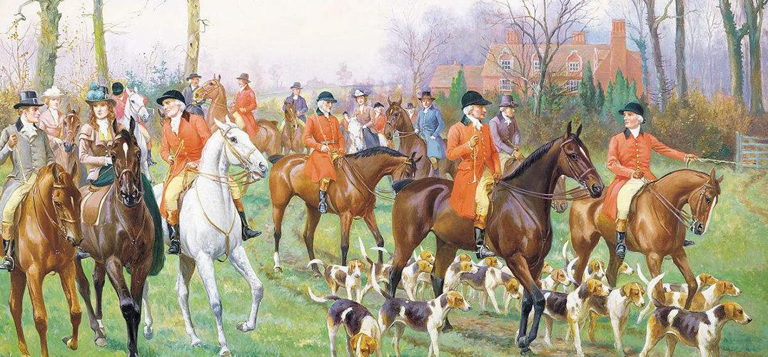 英国人的狩猎季