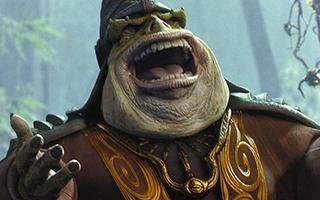 《星球大战》里的外星人:很丑很萌很真实