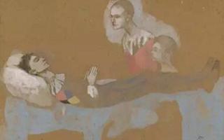 你见过毕加索的水彩作品吗?