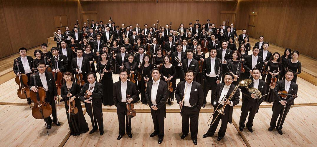 上海交响乐团的外国艺术家