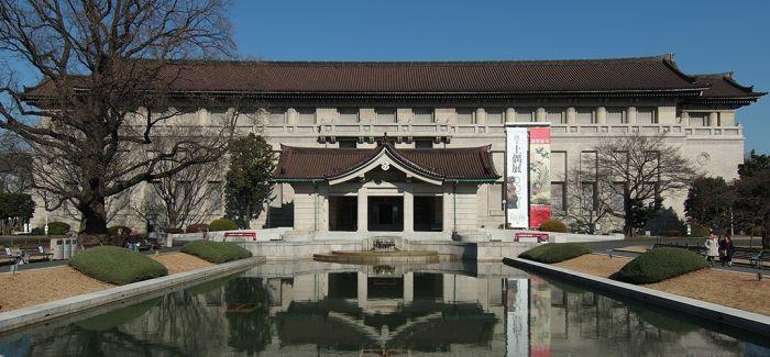 东京国立博物馆里的中国文物