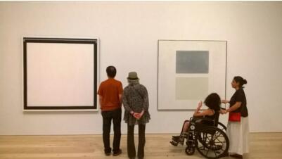 观众如何在英国国立博物馆观展