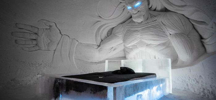 权力的游戏主题旅馆邀你与异鬼同眠