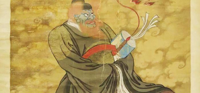 在美国邂逅中国古画