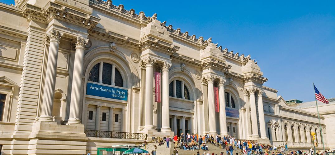 纽约大都会美术馆首次强制收取门票费用