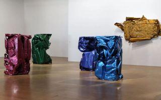 战后艺术家如何将材料化身精神容器?