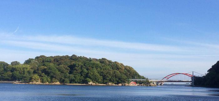 奥浜名湖:浜名湖北岸的另一个世界