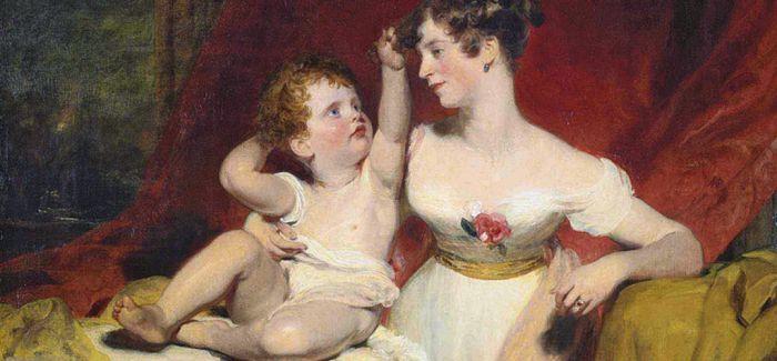 英国摄政时期的肖像画家托马斯·劳伦斯