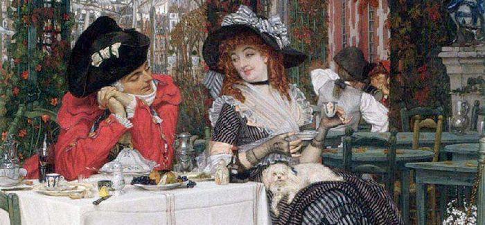 雅姆·蒂索:法国新古典主义画派画家