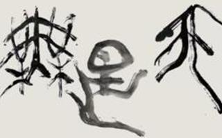 霜凝先生书法赏析——草篆篇