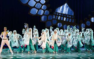 从舞蹈感知中国